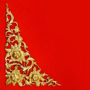 角の飾り G 牡丹 大|chuukanotobira