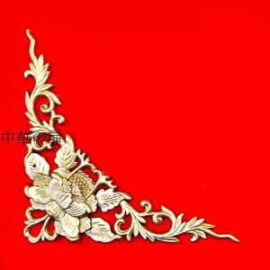角の飾り E 牡丹 中|chuukanotobira