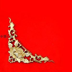 角の飾り D 牡丹 小|chuukanotobira