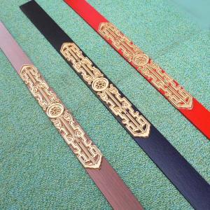 フレーム飾り棒 赤|chuukanotobira