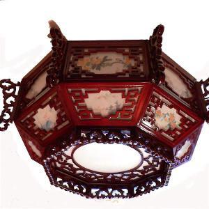 天井用中華照明シェード|chuukanotobira