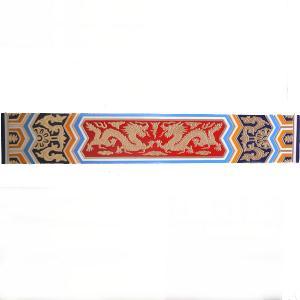 30巾双龍飾り板 180cm|chuukanotobira