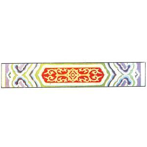 30巾唐草飾り板 180cm|chuukanotobira