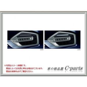 ホンダ オデッセイ【RC1-120 RC2-120 RC4-115】 フロントビームライトガーニッシ...