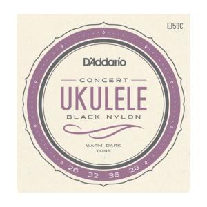 D'Addario EJ53C Pro-Arte Rectified Ukulele Concert コンサートウクレレ弦|chuya-online