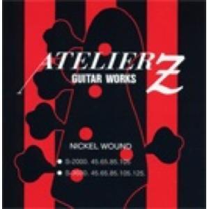 ATELIER Z S-3600 NICKEL WOUND BASS STRINGS 5弦エレキベース弦|chuya-online