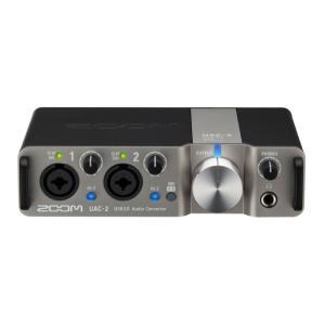 ZOOM UAC-2 USB3.0 オーディオインターフェース|chuya-online