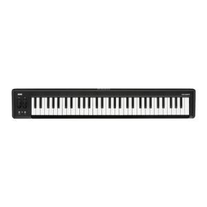 KORG microKEY2-61 USB MIDIキーボード小さくても「弾ける」ナチュラル・タッチ...