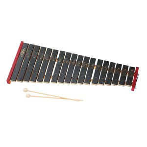 全音 No.180WA 木琴半音部のないシンプルな構成。幼稚園、保育園、小学校と使えます。■18鍵 ...