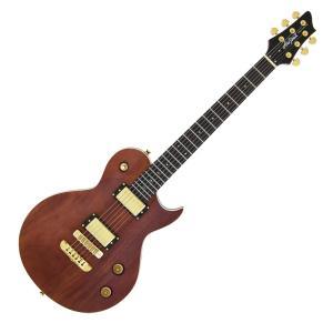 AriaProII PE-MAHO II/G DBR エレキギター