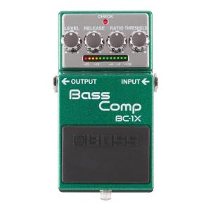BOSS BC-1X Bass Comp ベース用コンプレッサー