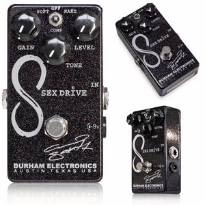 Durham Electronics Sex Drive 15th Anniversary ブースタ...