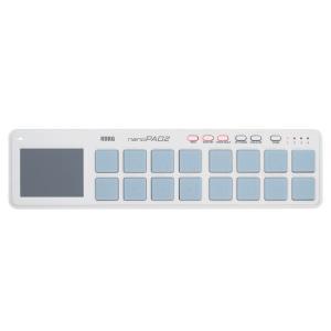 KORG nanoPAD2-WH USB-MIDIコントローラー chuya-online