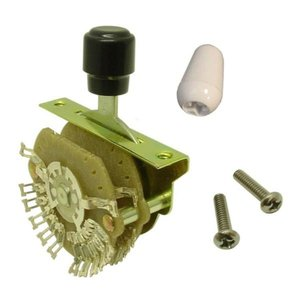 Fender 5-Position Strat-Tele Super Switch ピックアップセレ...