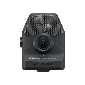 ZOOM Q2n Handy Video Recorder ハンディビデオレコーダー|chuya-online