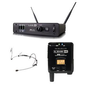 LINE6 XD-V55HS デジタルヘッドセットマイクシステム