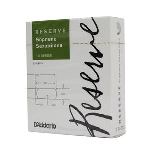 D'Addario Woodwinds/RICO DIR1035 レゼルヴ ソプラノサックスリード[3.5]|chuya-online.com