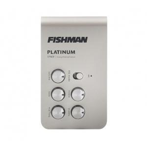Fishman Platinum Stage EQ/DI Analog Preamp プリアンプ。妥...
