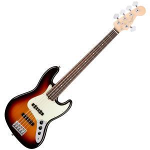 Fender American Professional Jazz Bass V 3TS RW 5弦...