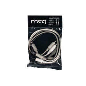 moog Mother-32 Cable Set 5 12 IN 12インチパッチケーブル 5本セッ...