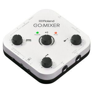 ROLAND GO:MIXER スマートフォン用 オーディオミキサー|chuya-online
