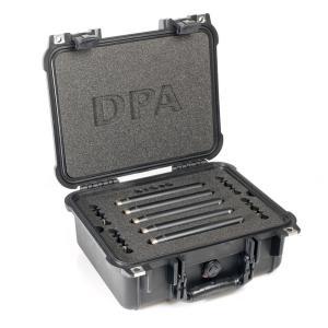 DPA 5006A サラウンドキット定番無指向性マイク4006Aのサラウンドキット・無指向性マイクロ...