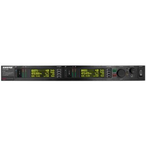 SHURE P10T-L11J インイヤー・モニターシステム 送信機多チャンネルの大規模システムでも...