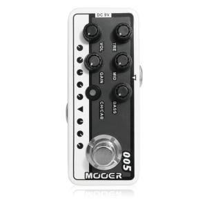 Mooer Micro Preamp 005 プリアンプ ギターエフェクター|chuya-online
