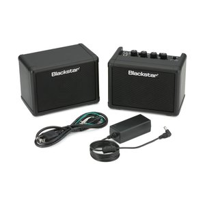 FLY Stereo Packは、FLY 3ミニアンプ本体とエクステンション・キャビネット(FLY1...