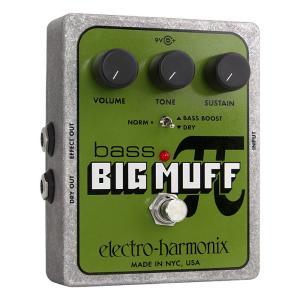 ELECTRO-HARMONIX Bass Big Muff Pi Distortion/Susta...