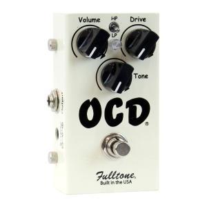 Fulltone OCD V2.0 オーバードライブ エフェクター■たとえ自分のアンプが使えないシチ...