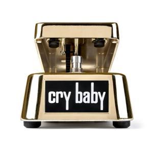 JIM DUNLOP GCB95G 50TH ANNIVERSARY GOLD CRY BABY W...