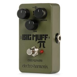 ELECTRO-HARMONIX Green Russian Big Muff ビッグマフ ファズ ...
