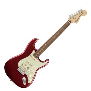Fender Deluxe Stratocaster PF CAR エレキギター