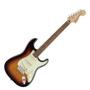 Fender Deluxe Roadhouse Stratocaster PF 3TSB エレキギタ...