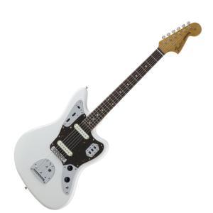 Fender Made in Japan Traditional MIJ '60s Jaguar , Rosewood, Arctic White [5355600380] (ジャガー)(ご予約受付中)の商品画像|ナビ