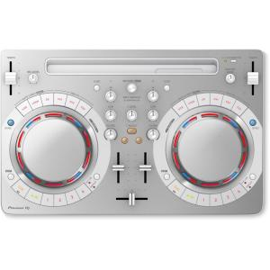Pioneer DDJ-WEGO4-W white DJコントローラーさまざまなデバイスと接続して簡...