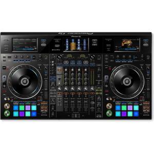 Pioneer DDJ-RZX DJコントローラーREKORDBOX DJとREKORDBOX VI...