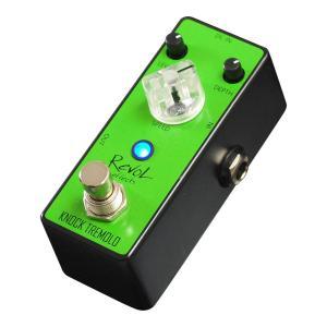 RevoL effects ETR-01 KNOCK TREMOLO トレモロ ギターエフェクター