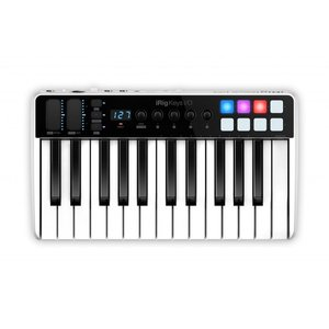 IK Multimedia iRig Keys I/O 25 オーディオインターフェース MIDIキ...
