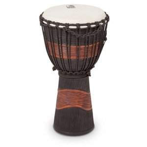 TOCA TSSDJ-M ジャンベStreet Series Carved Djembe-Brown...