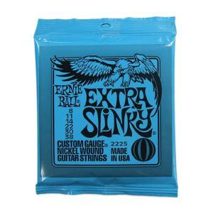 ERNIE BALL 2225 Extra Slinky エ...
