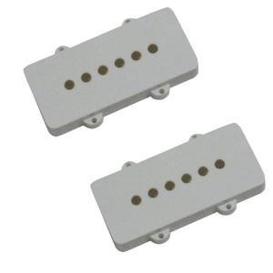 Montreux USA JM White Cover set (2) No.8997 ギターパーツ