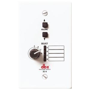 dbx ZC-8 壁面取付パネル型リモートコントローラー|chuya-online