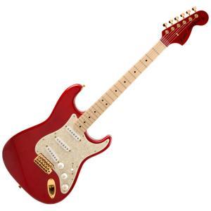 Fender MAMI STRATOCASTER Custom Red エレキギター