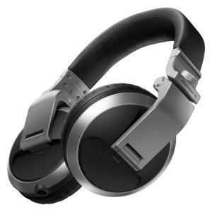 Pioneer HDJ-X5-S Silver DJヘッドホン|chuya-online.com