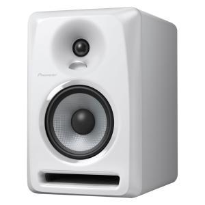 Pioneer S-DJ50X-W White パワードモニタースピーカー 1台