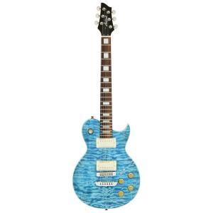 AriaProII PE-480 SEBL エレキギター