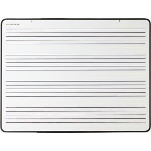 全音 ZDB-21 かるい音楽五線白板 指導用ディスプレイボードの画像