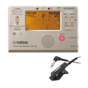 YAMAHA TDM-700GM チューナーメトロノーム マイク付|chuya-online